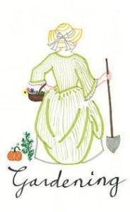 housewyf gardening